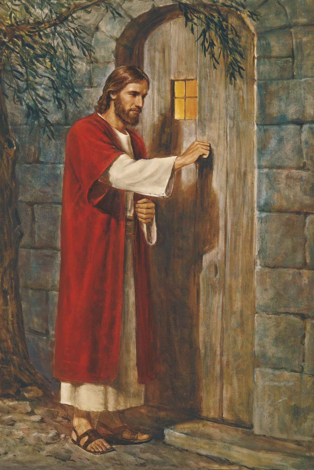jesus-at-the-door-39617-wallpaper