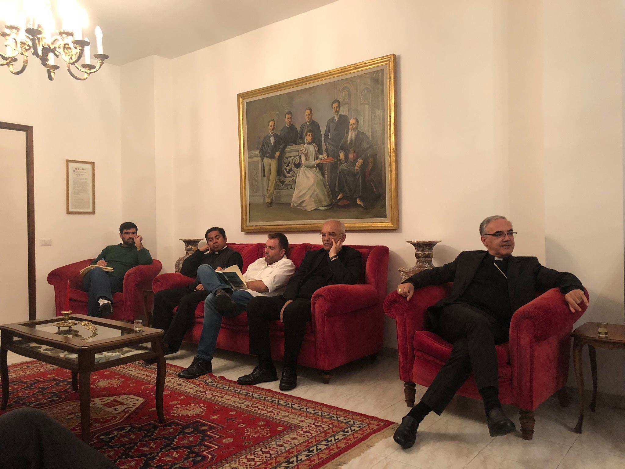 Bispos portugueses no colégio português2
