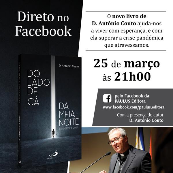 Livro de D. António Couto, publicado pela Pay«ulus